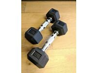Two 2.5kg dumbells for sale! Only £8
