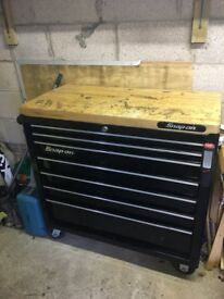 Snap On Toolbox including tools
