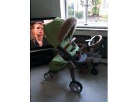 Stokke v3 carrycot car seat adaptors