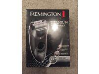 Men's Remington Titanium Foil Shaver