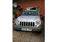 Excellent condition inside and out. 11 month's mot . New jeep towbar recently fitted.