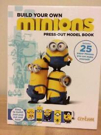 Build your own Minions kit
