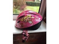 Girls 48-52cms cycle helmet