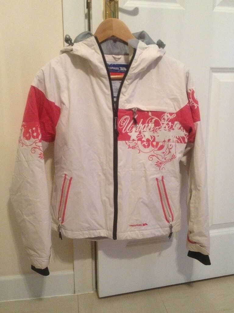 Women Trespass winter jacket size Sin Poole, DorsetGumtree - Women Trespass winter jacket size S. Waterproof, windproof, breathable, cold heat/thermal insulation