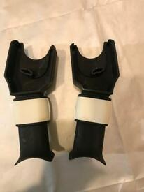Bugaboo Cameleon Car Seat Adapters