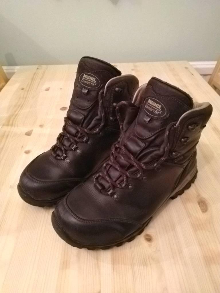e01f167d5b5 Walking/Hiking Boots - Meindl Meran GTX - Waterproof Gore-Tex - Leather -  UK size 9.5 - almost new   in Worksop, Nottinghamshire   Gumtree