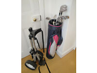 Ladys golf set, everything included. Great for beginners!