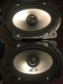 Alpine 5x7 speakers