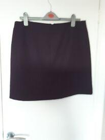 Ladies dress and skirt