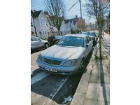 Mercedes-Benz, S CLASS, Saloon, 2001, Other, 3226 (cc), 4 doors