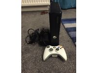 Xbox 360 Slim with 14 games and controller