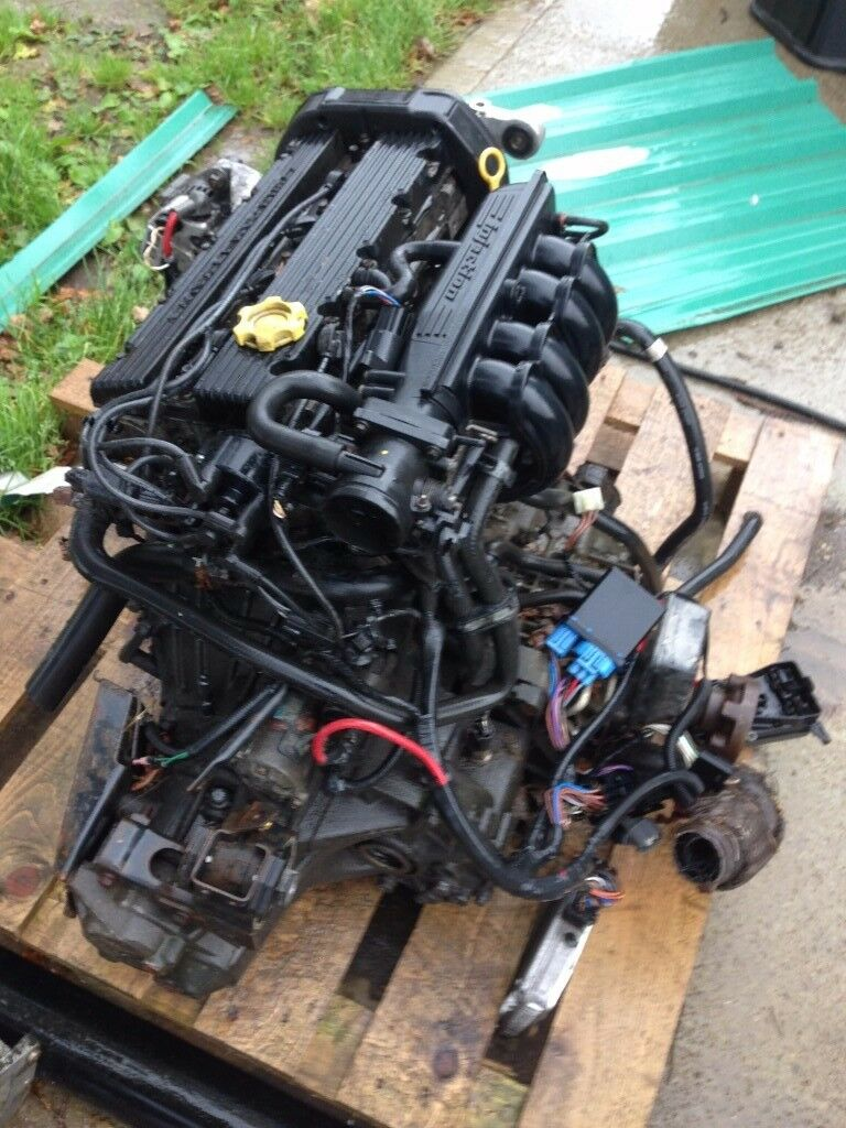 Land Rover Freelander Engine
