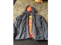 Women's superdry coat