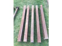 Builders needles for structural work 152 x 89 steels