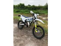Husqvarna tx 125 road registered