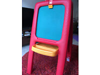 Step2 Easel For Two with Magnetic Letters/Numbers - RRP£54