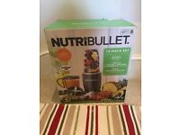 NutriBullet 12 piece set brand new MUST GO TODAY