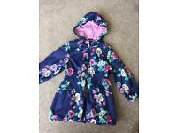 Girls spring coat from Marks and Spencer. Age 2-3