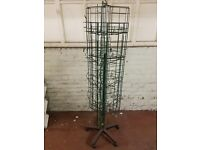 Green Rotating Accessory Stand For Retail, Great Condition. Cheapest Available on Market and Gumtree