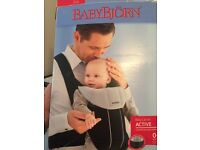 BABY BORN BABY CARRIER