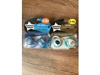 Tommee Tippee Soothers Brand New