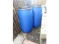 Large Re-sealable, air tight storage drums bins Hotaspur SAS 60/160kg Alibaba 39 inch; x 16 inch