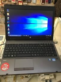HP PROBOOK INTEL CORE i3 4GB RAM 320GB HARD DRIVE LAPTOP FOR SALE