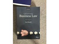 Business Law by Lee Roach