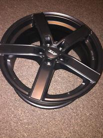 "Nissan 300 350 370 Almera Juke Primera Pulsar qashqai brand new Alloy wheels 18"" inch alloys wheel"