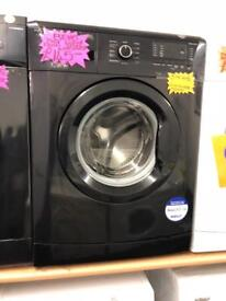 BEKO 7KG DIGITAL SCREEN WASHINH MACHINE IN BLACK