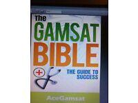 AceGamsat The Gamsat Bible
