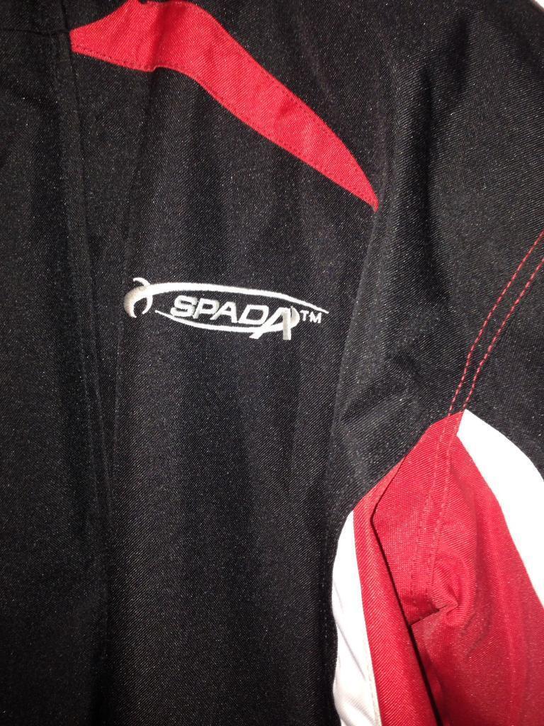 Spada motorcycle jacket size xL