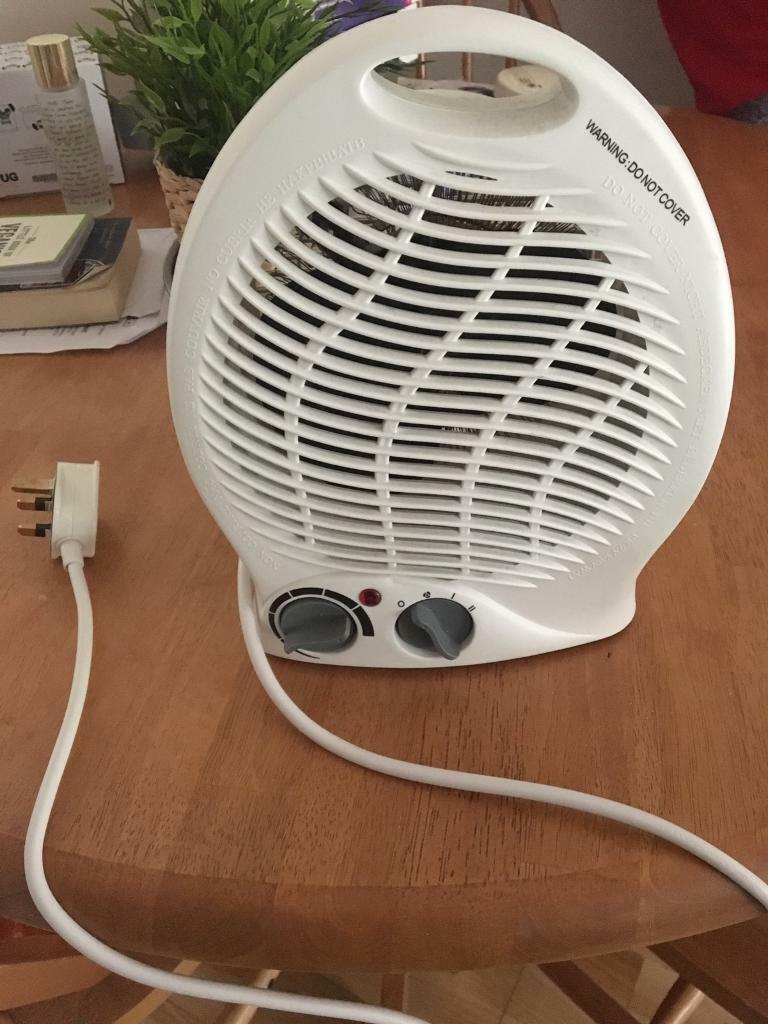 Small heater