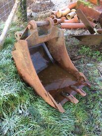 Digger bucket 2foot