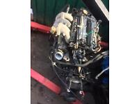 Ford PUMA 1.7 fiesta engine and gearbox