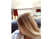 Private hairdresser in the comfort of your home !