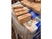 500 bricks ibstock for £200