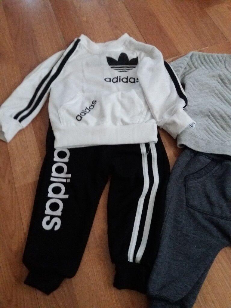 f9b01494864b baby boy clothes Adidas 3-6 and 6-9 months. Bradford ...