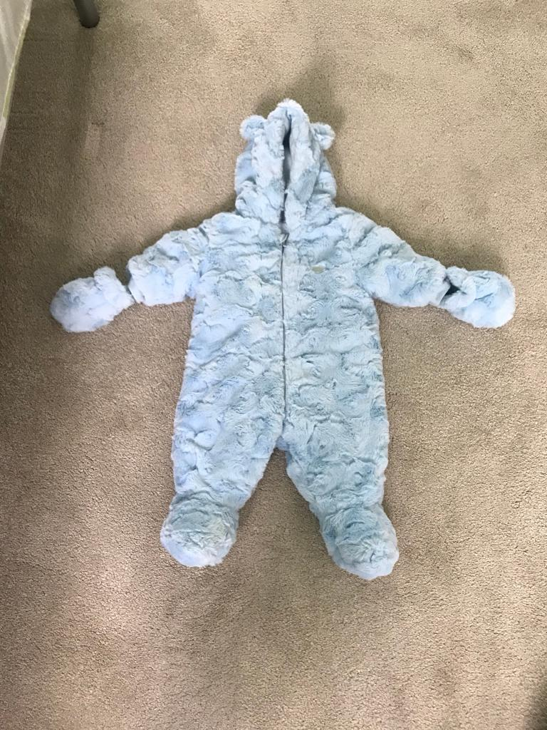 Mayoral snow suit aged 3 months