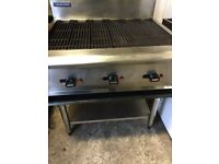 Chargrill Blue seal good condition