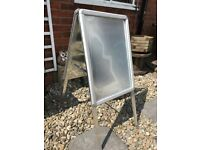 A2 Size Freestanding A Frames For Sale