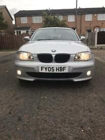 BMW 1-Series 116i sport *special edition *leather seats