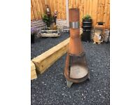 Fire Pit / Wood Burner / Patio Heater- can deliver