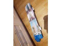 Two Prism Bathroom Towel Rails Towel Hand Rail