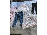 Girls bundle 7-8 years £4 Collection from Anstey