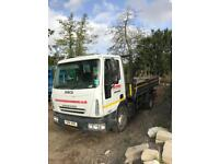 7.5 Ton Tipper lorry for sale