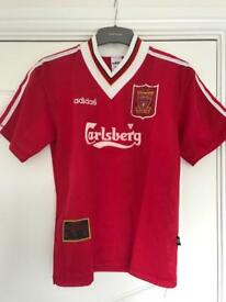 Boys Liverpool Football Shirt