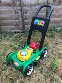 Little Tykes Lawnmower