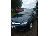 For Sale - 2007 Vauxhall Astra 1.6 petrol SXi Turquoise 3 door - 70,713 miles in excellent condition
