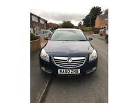 Vauxhall Insignia Diesel Hatchback - 2.0 CDTi SRi 5dr
